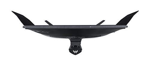 Acer Predator XB273K Gpbmiipprzx 27″ UHD (3840 x 2160) IPS NVIDIA G-SYNC Compatible Monitor with VESA Certified DisplayHDR 400, Quantum Dot, 144Hz, DCI-P3 , Delta E<1 (Display Port & HDMI Port), Black