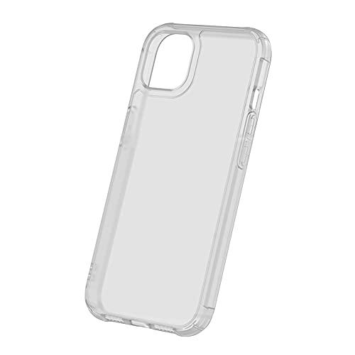 GHC Custodie e Cover per iPhone 13 PRO Max, Custodia Matta in Silicone Morbido TPU. Case Case Candy Custodie per iPhone 13 Mini / 13 PRO / 13Pro Max 2021 (Colore : White iphone13 Max)