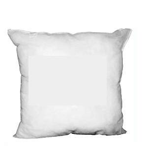 AR'S Hotel Qullity Cushion Pads, Inners, Insert Fillers, Hollow Fiber Cushion Pads Multi Pack, 12' 14' 16' 18' 20' 22' 24' 26' (Pack of 1, 14X14(35X35cm))