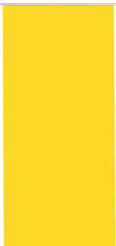 Bestlivings Blickdichter Flächenvorhang ohne Zubehör (60x245 cm/Gelb), in vielen Variationen