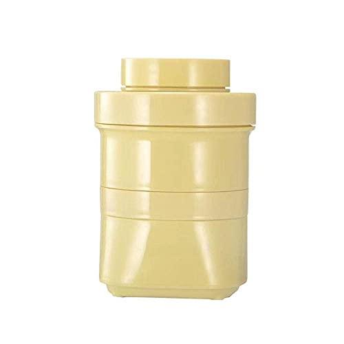 LITINGT Taza de Agua Exprimidor eléctrico Exprimidor portátil Pc de Grado alimenticio...