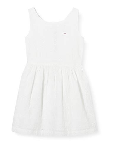Tommy Hilfiger meisjesjurk Anglaise jurk