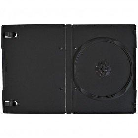 Prodye Economy Boitiers DVD, 14 mm, Noir, 50 pièces