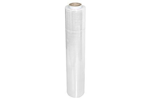 Stretchfolie Wickelfolie Packfolie 500mm x 255m | 2.7KG | Transparent