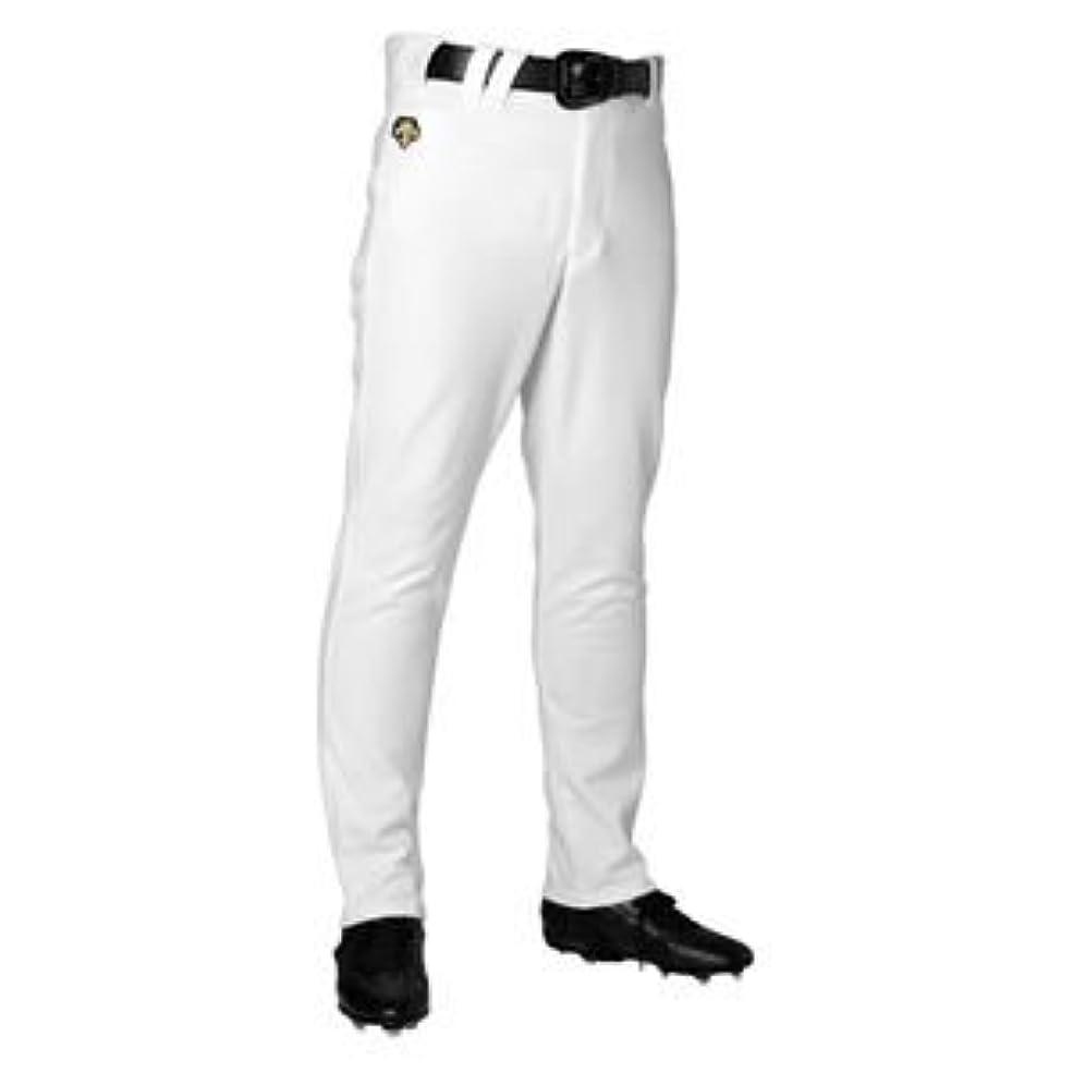 時制ホイスト無駄デサント(DESCENTE) Sホワイト DB1013LP (野球) ストレート ユニフィットパンツ