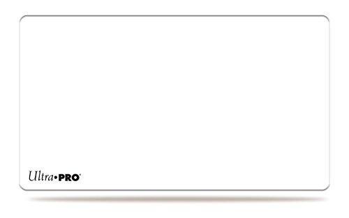 Ultra Pro 82889 Tapis de Jeu pour Artistes Blanc