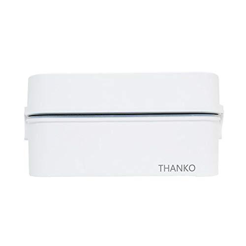 THANKO(サンコー) 2段式超高速弁当箱炊飯器THANKO TKFCLDRC