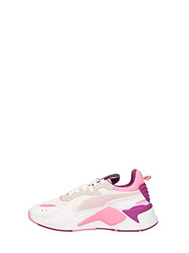 PUMA RS-X Mix Jr. Sneaker White Sachet Pink 380779 04 38.5