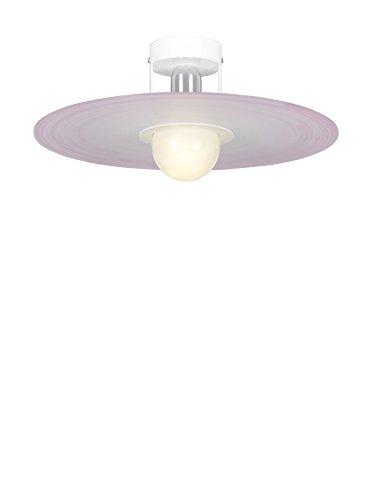 Emporium cl326Saturno lámpara plafón decoro de fucsia iluminación de interior