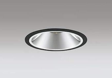 ODELIC LEDベースダウンライト グレアレス CDM-T35W相当 ブラック 23° 埋込穴Φ125mm 電球色 2700K M形 一般型 専用調光器対応 XD402355H (電源?調光器?信号線別売)