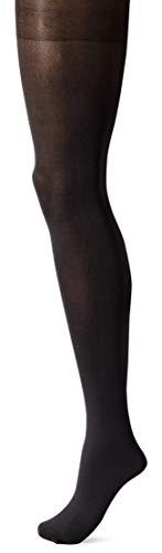 No Nonsense Women's Super Opaque Control Top Tight, Cobblestone - Single, XL