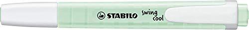 Marcador pastel STABILO swing cool – Estuche con 6 colores