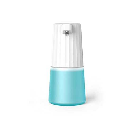 Hanpiyigzyq Dispensador Jabon Baño Dispensador automático de desinfectantes a Mano, dispensador de jabón sin Contacto con Control de Sensor, Utilizado en Cocina, baño, Hotel y Restaurante