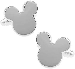 Gemelolandia   Gemelos Mickey Mouse Gemelos Originales Para Camisas   Para Hombres y Niños   Regalos Para Bodas, Comunione...