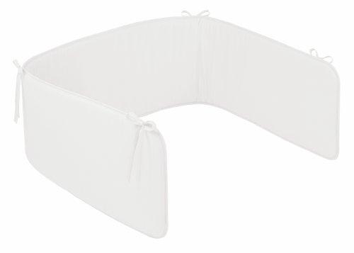 Julius Zöllner 82500 40100 - Nestchen Basic, 180 x 25 cm,weiß