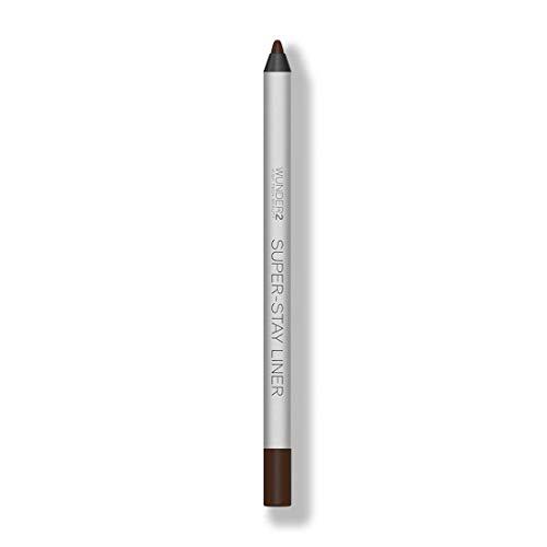 WUNDER2 SUPER-STAY LINER Long-Lasting & Waterproof Colored Eyeliner, Essential Brown