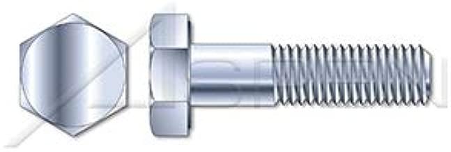 5/8-11 X 16 HEX Head Machine Bolts Standard Thread ASTM A307 ZINC Plated Carton of 35 Pieces