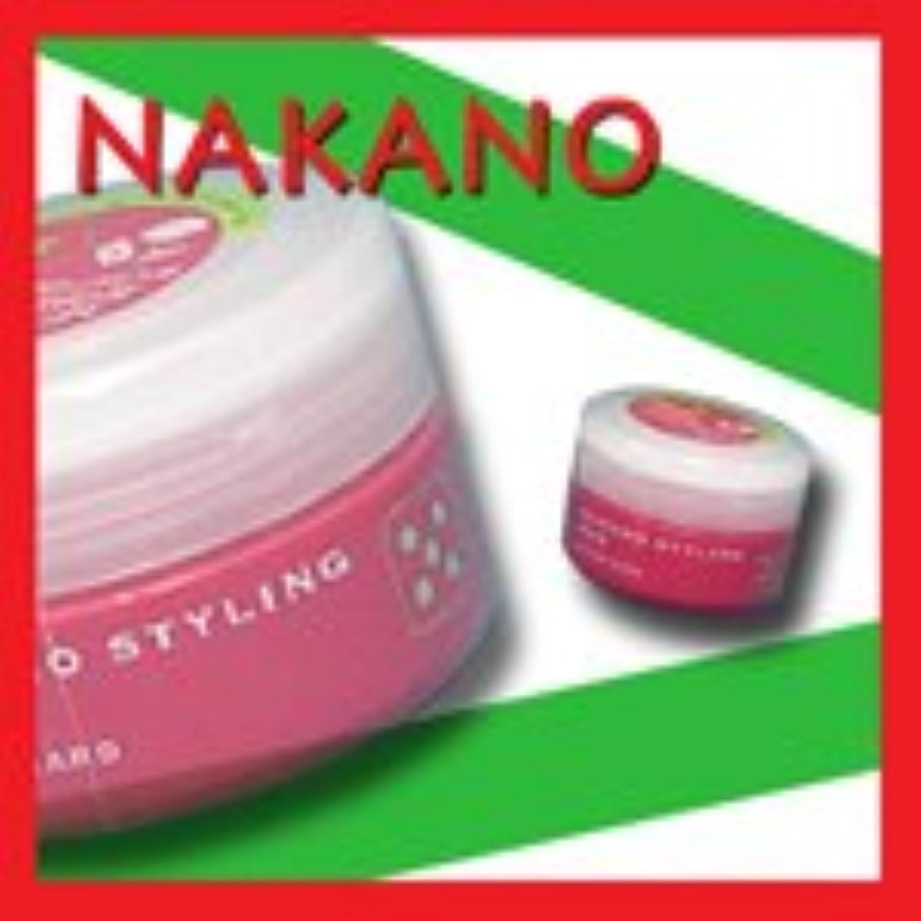 レーザ聡明カヌーNAKANO ナカノ WAX no5 (NAKANO ナカノ スタイリング ワックス)