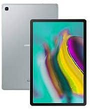 "Samsung Galaxy Tab S5e (2019,LTE) SM-T725N 64GB 10.5"" (GSM Only, No CDMA) Factory Unlocked Wi-Fi + 4G/LTE Tablet - International Version SILVER"