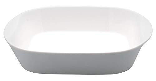 Kitchen Craft Serving Dish, Porcelain, 26cm x 24cm x 5cm