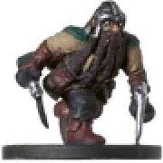D & D Minis: Dwarf Caver # 4 - Deathknell