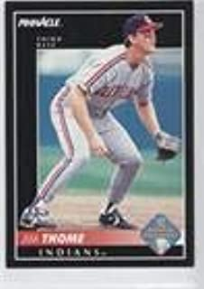 Jim Thome (Baseball Card) 1992 Pinnacle - [Base] #247
