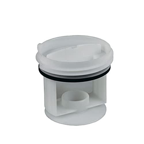 Sieb Flusensieb Filter Waschmaschine 481248058403 Whirlpool Bauknecht