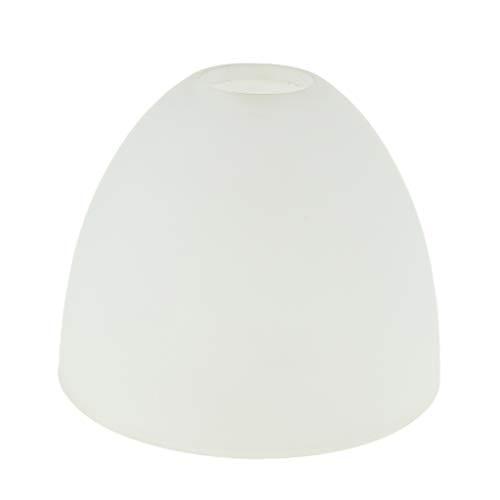 non-brand Glas Lampenschirm Ersatzschirm Lampenglas für E27 Leuchtmittel - Typ 3