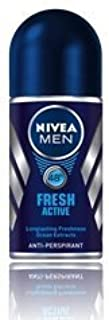 Nivea Deo Men Roll On 50Ml (Fresh active)