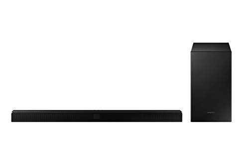 Samsung Soundbar HW-T530/ZG 2.1.-Kanalsystem, Wireless Surround Sound, 290 Watt