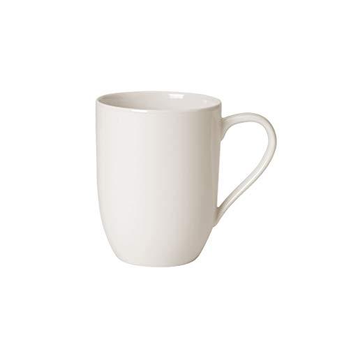 Villeroy & Boch For Me Mug avec anse 0,37 l, Porcelaine Premium, Blanc