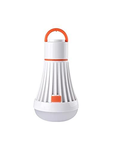 KOLOSM Linterna Camping Lanterna 4 Modos Portátil Camping Tienda Luz Linterna Linterna Lámpara Colgante Lámpara de Tarea Iluminación