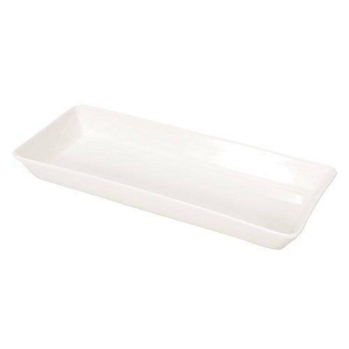 【iittala】イッタラ ティーマ スクエアプレート プラターロング 16x37cm Teema Platter 64-1180-016458-0 ホワイト [並行輸入品]