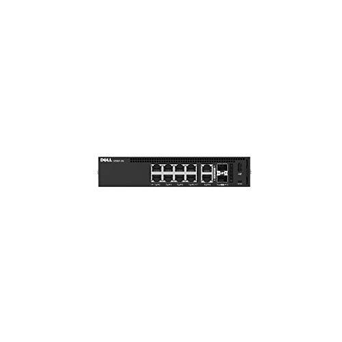 Dell EMC-switch N1108T L2 8-poorten RJ45 1GbE 2-poorten SFP 1GbE (210-AJIW)
