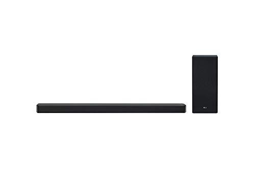 LG SL6Y altoparlante soundbar 3.1 canali 420 W Nero