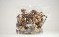 Caramelos de miel y propóleo sin gluten bolsa de 100 grs