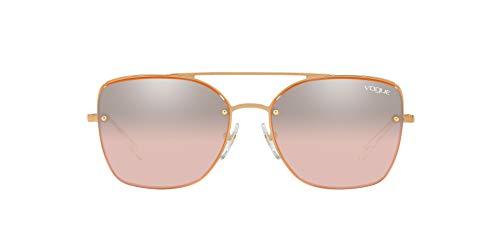 Vogue, 0VO4112S, Occhiali da Sole, Donna, Colore Oro, 56
