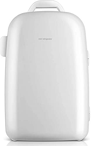 LZXH Refrigerador para automóvil Mini refrigerador con Enfriador y Calentador, pequeño refrigerador Compacto portátil de Gran Capacidad de 28 litros, congelador súper silencioso en el vehículo pa