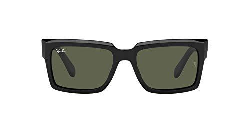 Ray-Ban 0RB2191 Gafas, BLACK, 54 Unisex Adulto