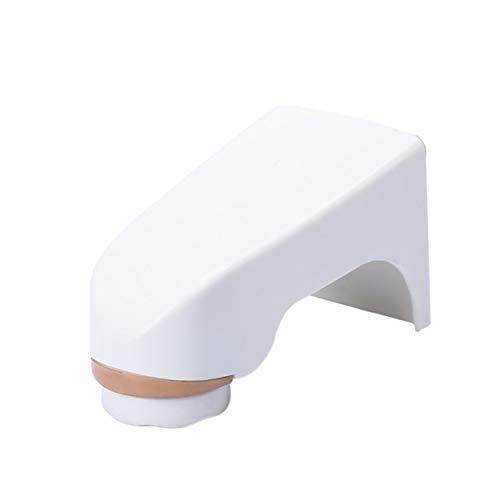 Lorenlli Creative Dispensador de jabón de imán montado en la Pared Caja de jabón de Drenaje Caja de jabón de baño para el hogar Perforadora Gratuita