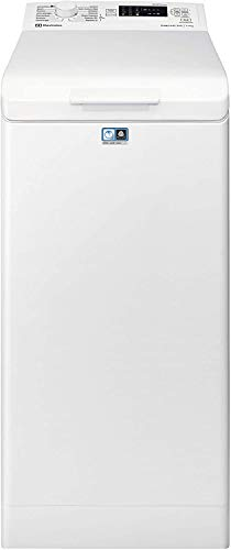 Electrolux EW2T570U Lavatrice Carica dall'Alto TimeCare 500, 7 kg, Centrifuga 1000 Giri/Min, Bianco