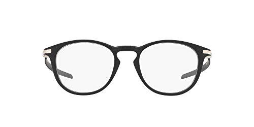 Oakley Herren 0OX8149 Brillengestelle, Schwarz (Satin Black), 50