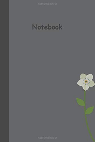 Notebook: 6 x 9 lined simple notebook    100 pages