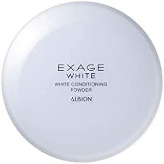 Albion Exage White White Conditioning Powder