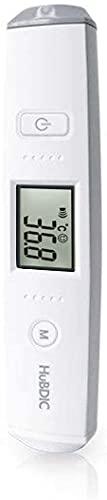 HuBDIC(ヒュービディック) 非接触体温計 HFS-800 ホワイト