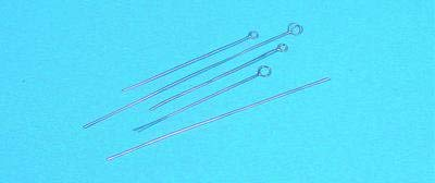 Inoculating Loops 2x70 mm, 28 Gauge
