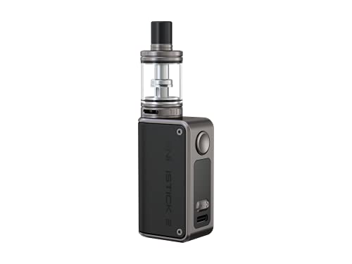 E-Zigarette Mini iStick 2 von Eleaf - Mini iStick Akku & GS Air 4 Verdampfer - Farbe: schwarz