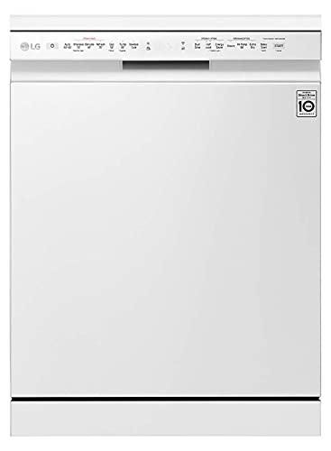 LG 14 Place Settings Dishwasher, DFB424FW, White color