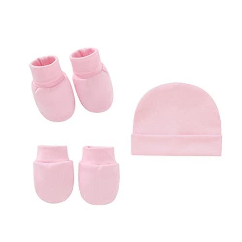 JUNDE fhdjcn bebé recién Nacido 4 Piezas Accesorios de fotografía Diadema Sombrero Anudado Manta Almohada