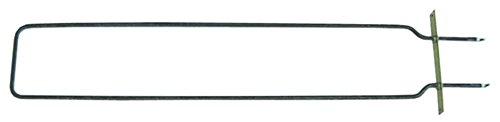Cuppone Heizkörper für Pizzaofen 1750W B1 25mm Lochabstand 200mm L3 810mm Flansch 220mm x 30mm Trockenheizkörper B2 110mm 230V
